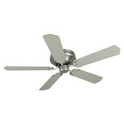 Craftmade Bn - Brushed Nickel Hugger Ceiling Fan - K11001