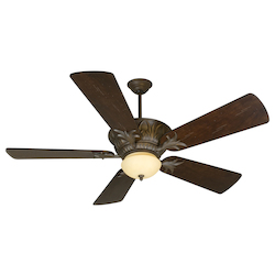 Craftmade Ag - Aged Bronze Ceiling Fan - K10744