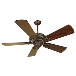 Craftmade Agvm - Aged Bronze/vintage Madera Ceiling Fan - K10725