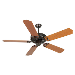 Craftmade Ob - Oiled Bronze Ceiling Fan - K10967