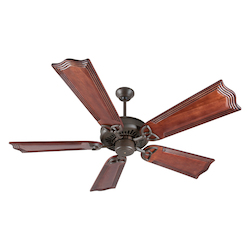 Craftmade Ag - Aged Bronze Ceiling Fan - K10818