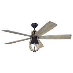 Ceiling Fan With Blades Included - 202757