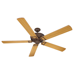 Ceiling Fan With Blades Included - 202947
