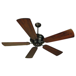 Craftmade Ob - Oiled Bronze Ceiling Fan - K10772