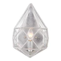 1 - Light Marquise Wall Sconce