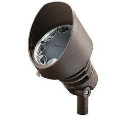 19.5W 120V Led Accent Light With Bronze