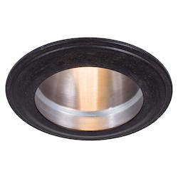 Iron Oxide Four Inch Decorative Recessed Trim