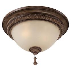 Candlewood Collection 2-Light Flush Mount