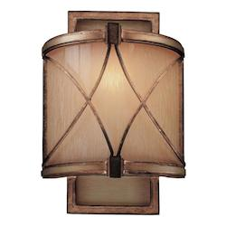 Aston Court Bronze 1 Light Wall Washer Wall Sconce From The Aston Court Collection