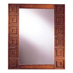 Mirror with Clear Finish  - 217726
