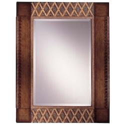 Bahia Bronze Rectangular Mirror - 217763