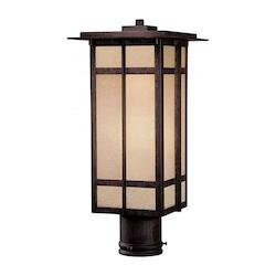 Delancy Collection 1-Light Post Mount