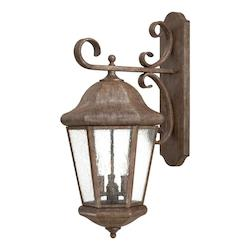 Taylor Court 3 Light 12 1/2 In. Wall Mount