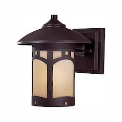 Harveston Manor 1 Light Beacon Rhodes Small