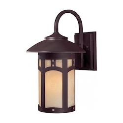 Harveston Manor 1 Light Beacon Rhodes Medium