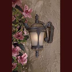 Kent Place Collection 3-Light Wall Mount