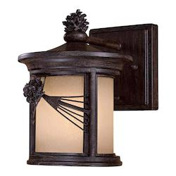Abbey Lane Collection 1-Light Wall Mount