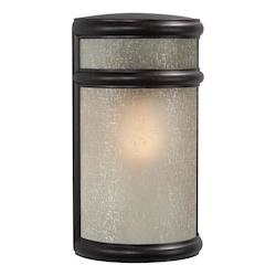 1 Light Pocket Lantern In Corona Breeze Finish