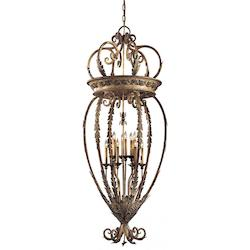 Padova 12 Light Lantern Pendant From The Metropolitan Collection