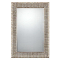Rectangle Mirror in Champagne Gold Finish - Savoy House 4-S4447-219