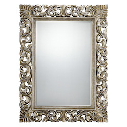 Laurie Beveled Mirror in Silver Finish - Savoy House 4-SF05141-209
