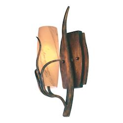 Golden Wheat Napa 1 Light Wall Sconce