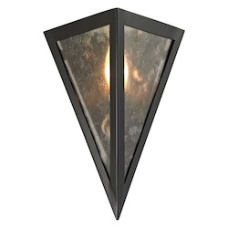 Mica 1 Light Sconce In Oil Rubbed Bronze - 287276