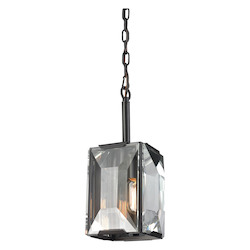 Garrett 1 Light Pendant In Oil Rubbed Bronze - 287439