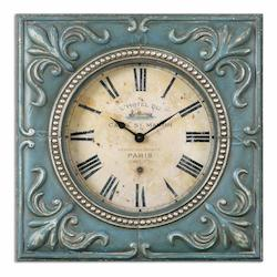 Uttermost Canal St. Martin Square Wall Clock - 297693