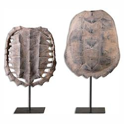 Uttermost Turtle Shells, S/2 - 297832