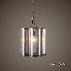 Croydon 1 Light Mercury Glass Pendant - 297900