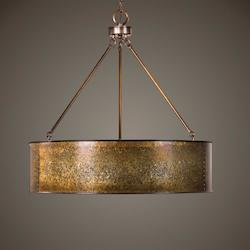 Wolcott 5 Light Golden Pendant - 297906