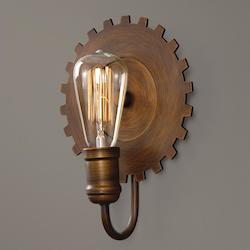 Antrim 1 Light Bronze Sconce - 297914