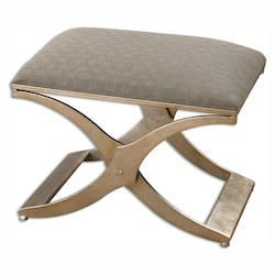 Uttermost Kiah Modern Small Bench - 297929