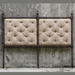 Andaluz King Upholstered Headboard - 297963