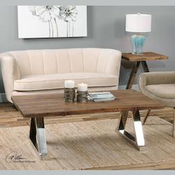 Hesperos Wooden Coffee Table - 298019