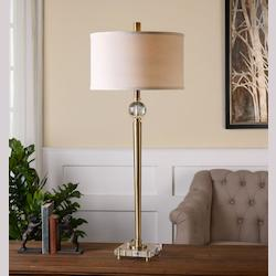 Mesita Brass Buffet Lamp - 298159