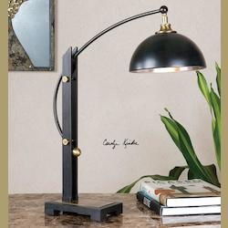 Malcolm Oil Rubbed Bronze Desk Lamp