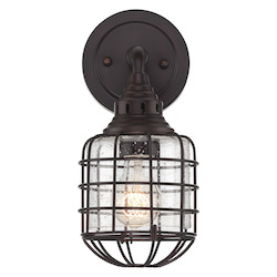 Connell 1 Light Sconce - Savoy House 9-575-1-13