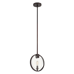 Byrne 1 Light Mini Pendant