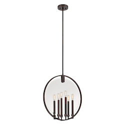 Byrne 6 Light Pendant