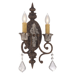 Elizabeth 2 Ada Light Sconce