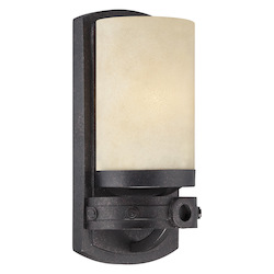 Elba 1 Light Ada Sconce
