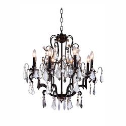 1132 Charlotte Collection Pendent lamp