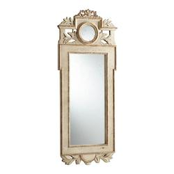 Ancient Gold 59.5 x 22.25 Toulouse Specialty Wood Frame Mirror