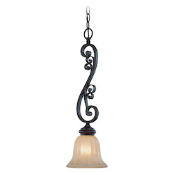 1 Light Mini Pendant - 343808