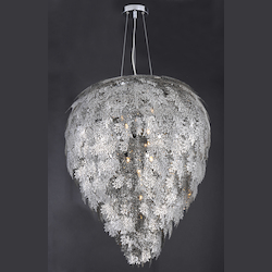 Vineyard-Single-Tier Chandelier