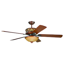 60In. Ceiling Fan With Blades Included