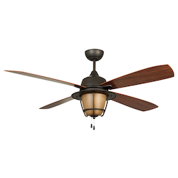 56In. Ceiling Fan With Blades Included