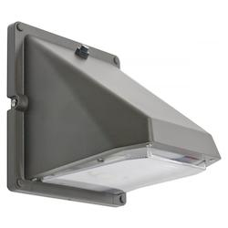 Led Wall Pack Medium Profile Shape Light, 14 Watts, 5000K, 740 Lumens